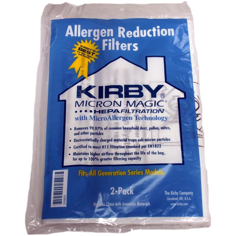 kirby sentria vacuum bag