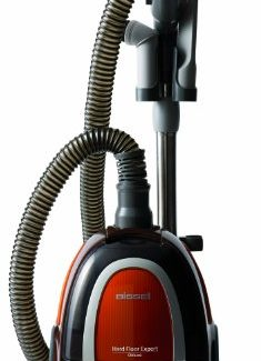 bissell hard floor expert deluxe canister vacuum - Canister Vacuum Cleaners