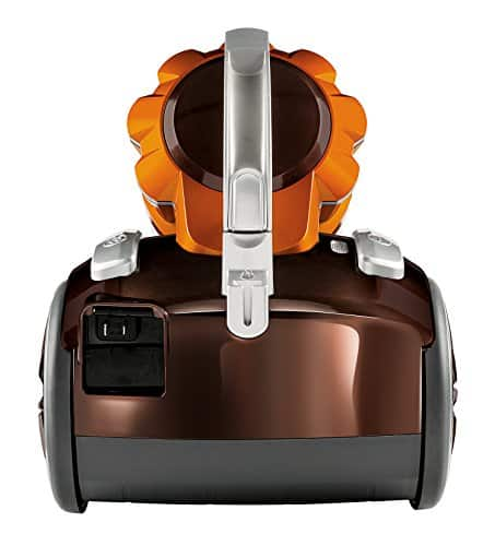 bissell 1547 hard floor expert multi-cyclonic bagless canister