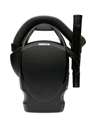 Oreck Cc1600 Ultimate Handheld Bagged Canister Vacuum