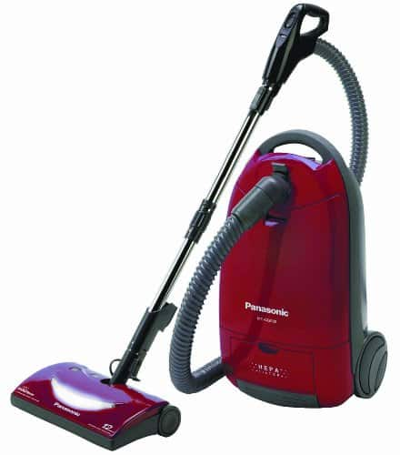 Panasonic Mc Cg902 Canister Vacuum Cleaner 63 4224 09