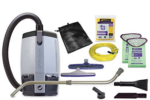 Proteam Provac Fs 6 Vacuum With Small Business Kit D