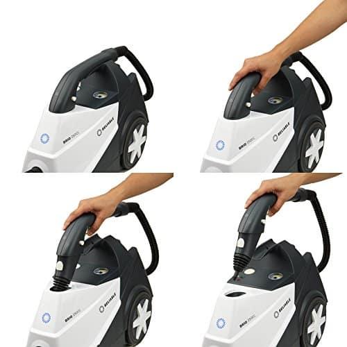 Reliable 250cc Brio Steam Cleaner Multi Purpose Vacuum
