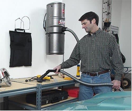 Hoover Guv Prograde Garage Utility Vacuum L2310 Vacuum